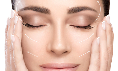 lifting cervico facial